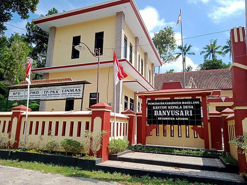 Image : Selamat Datang di Website Resmi Desa Banyusari Kecamatan Grabag